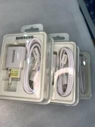 Carregador Samsung de qualidade entrego aceito cartão