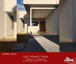 Casa Nova Setor Residencial Campos Dourados - Goiânia