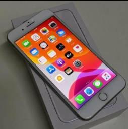 IPhone 8 plus Branco com nota
