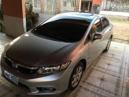 Honda Civic EXS 12/12 - 2012