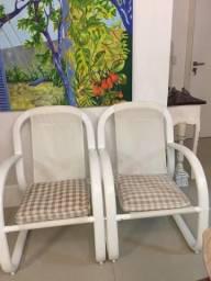 Cadeiras de varanda