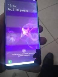 S9 128 gb (tem que trocar tela)