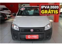 Fiat Strada 1.4 mpi hard working cs 8v flex 2p manual - 2019