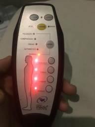 Colchão de massagem elétrico perfeito para relaxar
