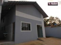 Casa com 2 dormitórios sendo 1 suite à venda, 68 m² por R$ 130.000,00 - Jd Aureny Iv (Taqu