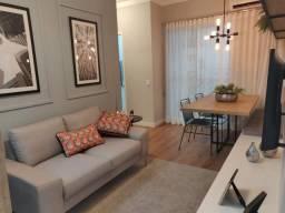 Apartamento em Valinhos -2 dormitórios, lazer completo, varanda e documentação Grátis !
