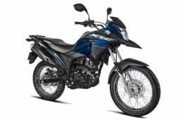 Honda XRE190 modelo 2020