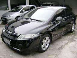 Honda Civic LXS 1.8 16V (Aut) (Flex) 2007/2008