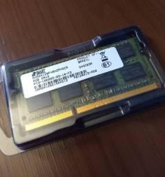Memória Ram 4Gb ddr3 1333 MHz