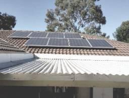 Gerador de energia Solar Fotovoltaica Redução de até 95% na conta de luz!