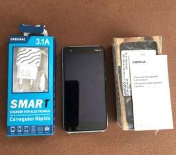 Nokia 2. dual chip, tela 5.0, 8gb de espaço,