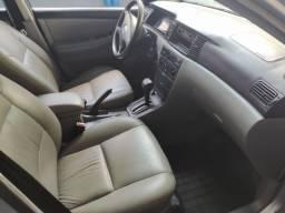 Corolla xei automático 1.8 prata 2005