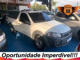 Fiat Strada Cs Hard Working 1.4 Completa 2019 Autos RR