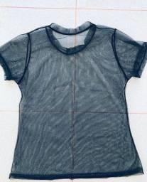 Blusa Transparente M