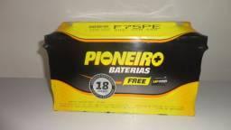Bateria 75 ah Pioneiro