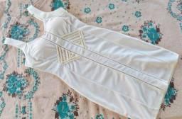 Vestido Branco Audiovisual