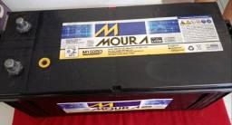 Bateria Nova Moura 150 amperes Automotivo