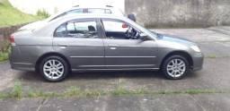 Civic 2005 samurai automático carro de particular novo 2021 tudo pago