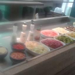 Buffet Frio para operação gastronômica