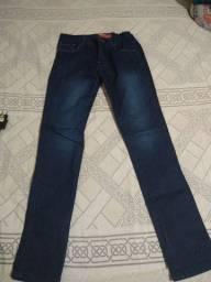 Calça jeans masculina adolescente (80)