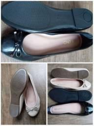 Sapatilhas, e tênes novo