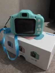 Câmera digital para crianças com cartão de memória 16GB