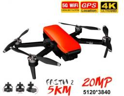 Drone C-fly Faith 2 - 4k - Gps - Até 5.000 M - Gimbal 3 Eixo
