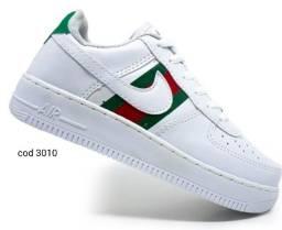 Tênis Nike Air Force Gucci