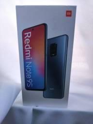 Turbinado! Redmi Note 9s da Xiaomi. Novo Lacrado com Pronta Entrega imediata