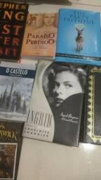 Título do anúncio: 17 livros lote relíquia para colecionadores originais zeros entrego pessoalmente