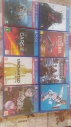 Jogos PS4 - Novos e seminovos