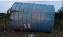 Caixa da água fibra