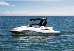 Lancha Onix 240 cabinada 2020 Oportunidade