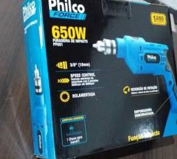 Furadeira de impacto Philco 650w 220v