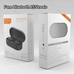 Título do anúncio: Fone Bluetooth 5.0 lacrado