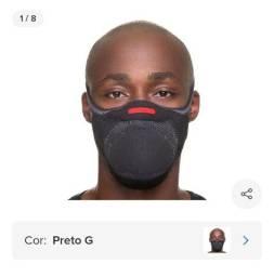 Máscara fiber nova