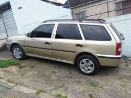 Parati 2001/2002 - Turbo de fábrica