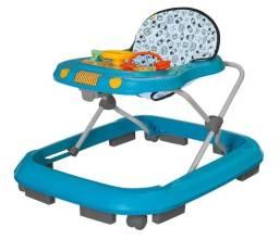 Andador Infantil Para Bebê Musical Certificado Tutti Baby