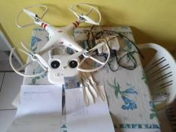Drone DJI phontom em estado de novo 1750