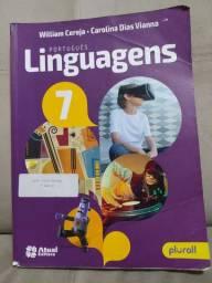 Português Linguagens 7 - Editora Atual