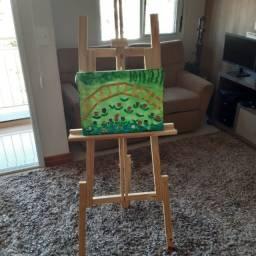 Cavalete Pintura