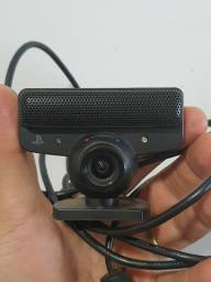 Câmera Playstation 3 Move Ps Eye Original Sony Ps3 Play 3