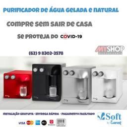 Purificador / filtro de água Soft