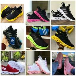 Vendo tênis Adidas yeezy ( 120 com entrega )