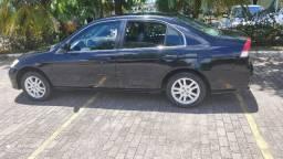 Honda Civic LXL Vtec 130cc Manual 1.7 Completo 2005