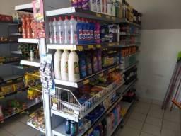 Gôndolas supermercado