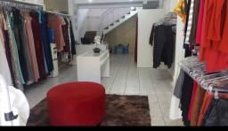 Instalação de loja completa com estoque