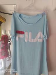 T-shirt tamanho único veste até 42