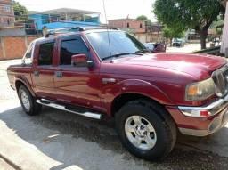 Título do anúncio: Ranger 2008 Completa com GNV