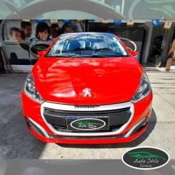 Peugeot 208 Allure ,2019 ,1.2mt ,Flex, Completo